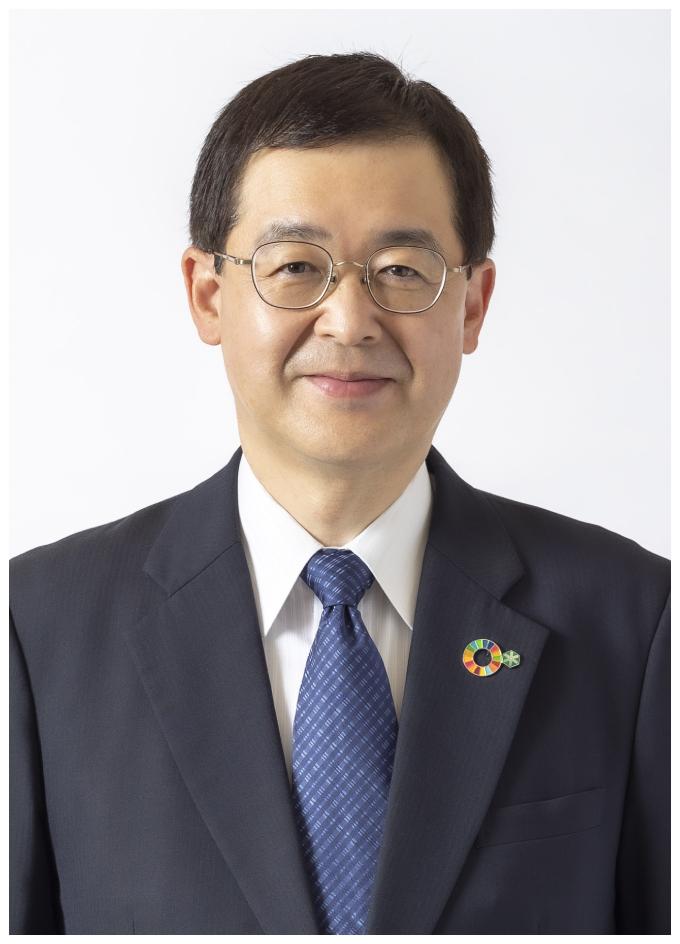 頭取メッセージ丨北海道銀行
